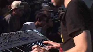 Genghis Tron - Board Up The House (Kool Metal Fest 2008) @LBVIDZ