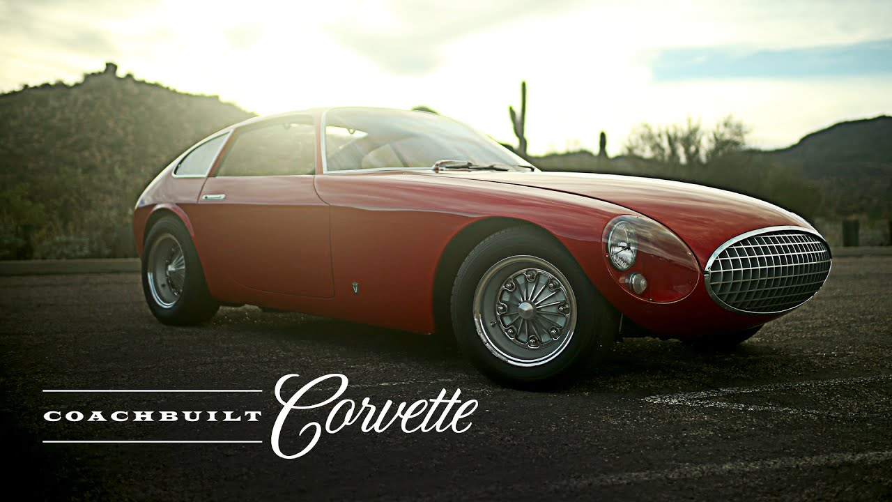 This Stunning Coachbuilt Corvette Is The American Dream - YouTube