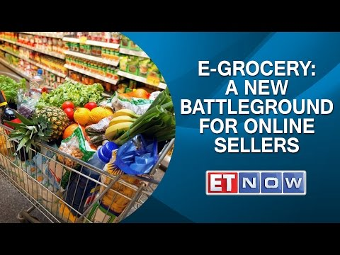 E-Grocery: A New Battleground For India's Biggest Online Sellers