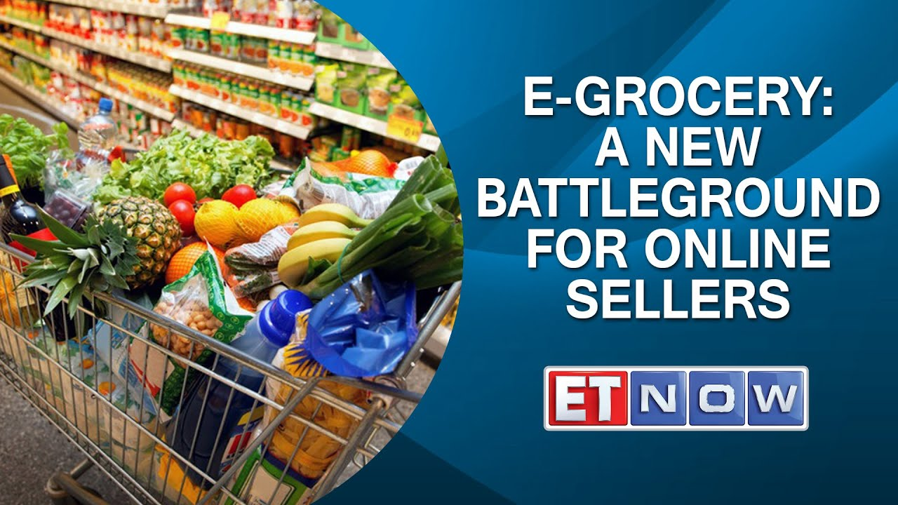 E-Grocery: A New Battleground For India's Biggest Online Sellers ...