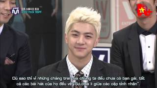 vietsub mblaq s comeback with their new song be a man aplusvnteam