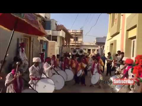 Gujarat Traditional Culture | Indian Wedding Band Baja | Wedding Band Baja Live Performance