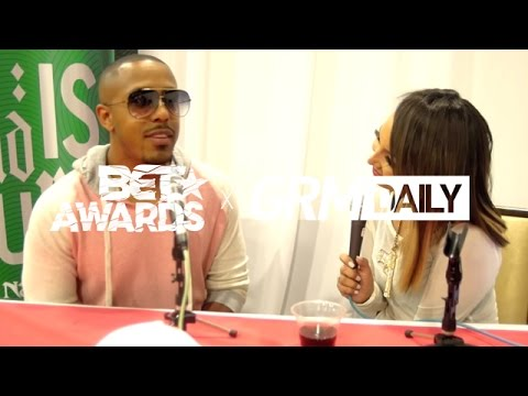 Marques Houston talks new film, new album and his anti-ageing tricks [GRM DAILY]