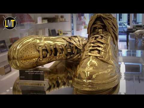 7 Chaussures Nike Uniques Au Monde