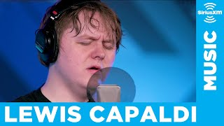 Cover images Lewis Capaldi - Before You Go [LIVE @ SiriusXM]