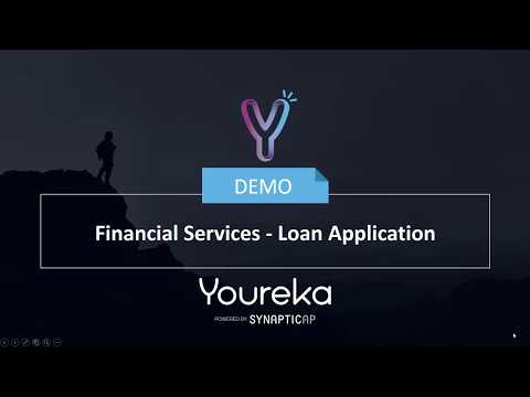 Salesforce Forms & Assessments: Financial Services Demo | Youreka by Synaptic AP