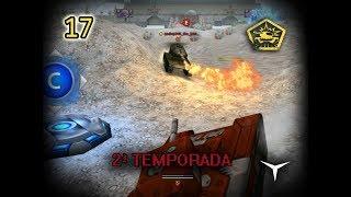 17.Primera partida del año (Tanki Online - Temporada 2) // Gameplay