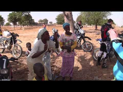 Travel2Explore Senegal Motorreis