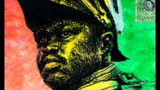 RBG Red Black And Green Marcus Mosiah Garvey Jr