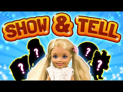 Barbie - Show and Tell