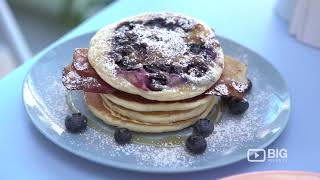 Cafe Miami, a Cafe or Coffee Shop in London serving Pancakes, Waffles and Coffee