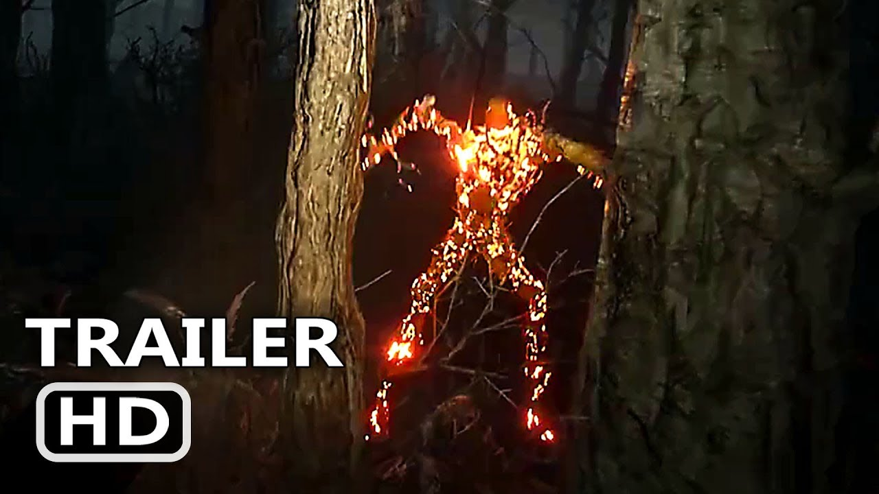 Horror Games 2020.Blair Witch Official Trailer 2020 Horror Game Hd