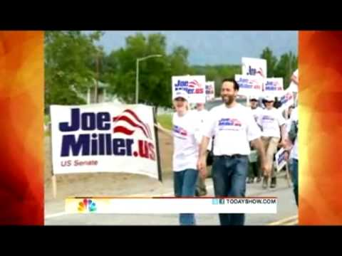 """""""Best And Worst Political Ad - Joe Miller Spoofs Old Spice"""""""