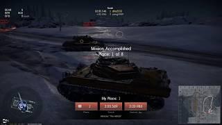 War Thunder: Tank race on the dark path