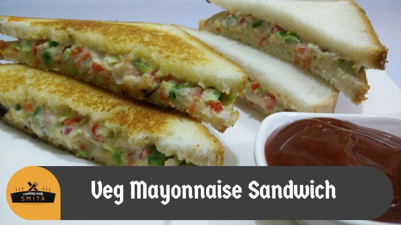 Veg mayonnaise sandwich recipe in hindi veg mayonnaise sandwich recipe in hindi perfect for kids lunchbox breakfast forumfinder Gallery