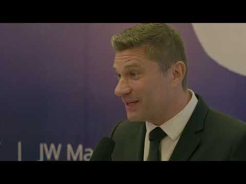 Markus Ernst, managing director, Vamed Hungary