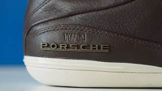 Обзор кроссовок Adidas Porsche Typ 64 2.0