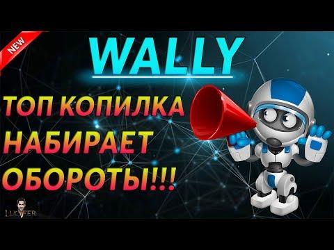 WALLY - ТОП КОПИЛКА НАБИРАЕТ ОБОРОТЫ!!!