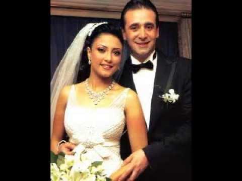 جميع صور كريم عبد العزيز وزوجته