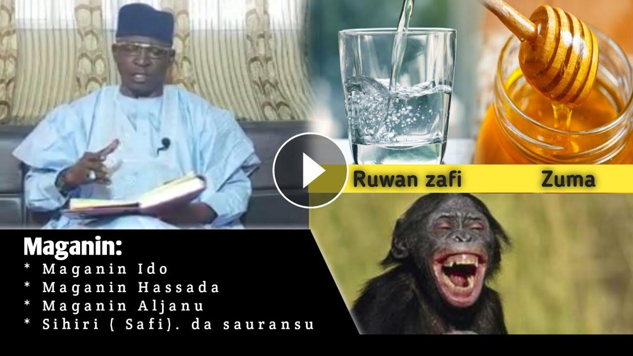 Download Amfanin Shan Zuma da Ruwan Zafi da safe