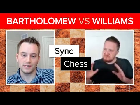 John Bartholomew Vs GingerGM | Game 1 | Synchronized Dual Commentary