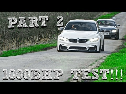 DUAL CLUTCH VS MANUAL TRANSMISSION (DCT vs MT) BMW M3