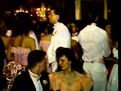 Ridgefield NJ, Prom 1988