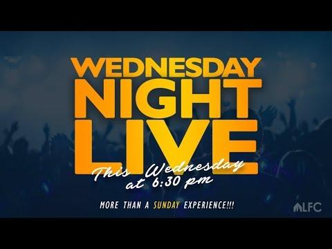 Lighthouse Family Church Wednesday Night Live Service  05 02 2018