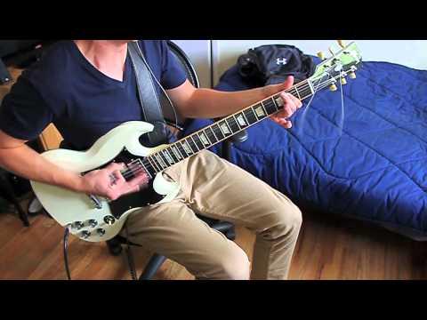 Skrillex - Right In - Guitar
