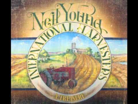 Southern Pacific  Neil Young