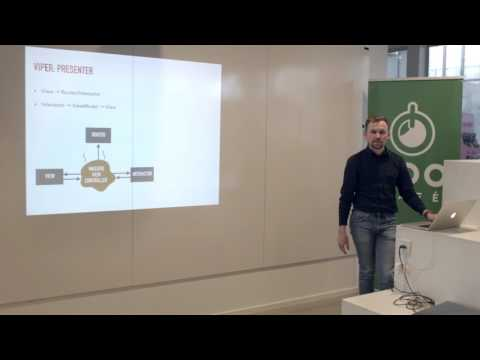 Clean Architecture & Enterprise apps - Andrii Chernenko