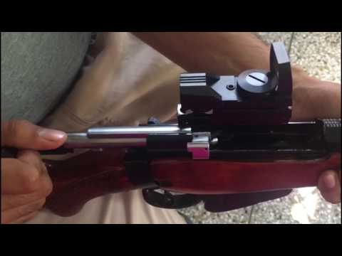 .315 rifle bolt disassembely nd assembly for cleaning
