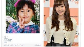 【モデルプレス】モデルで女優の佐野ひなこが幼少期の姿を公開し、反響...