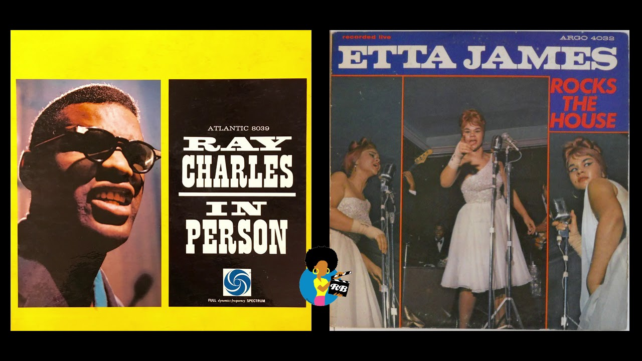 Ray Charles vs. Etta James - Who Did It Better (1959/1963)