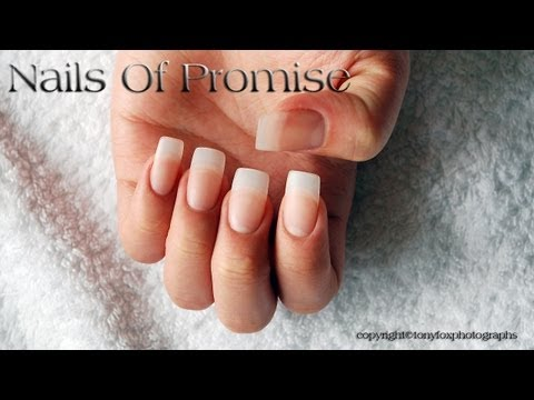 Acrylic Live Tutorial Step By Step. Nails Of Promise.
