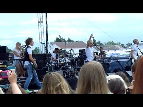 Intro/Heard it on the Radio, R5, New Jersey 7/29/12