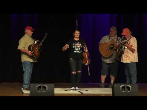 2017-06-23 Judge Kimber Ludiker Friday Evening - Weiser Fiddle Contest 2017