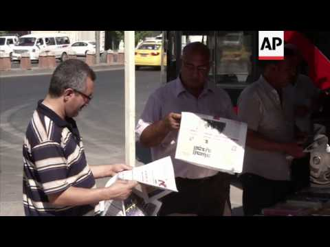 Security checks in Baghdad, mixed views about nomination of al-Ibadi