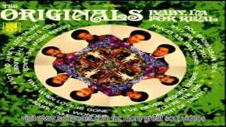 The Originals - Baby I'm for Real (with lyrics)