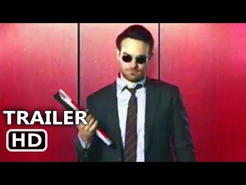 THE DEFENDERS Characters Trailer (2017) Marvel, Netflix TV Show HD
