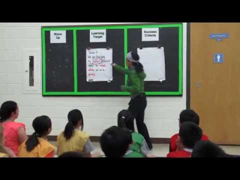 Ophea's Instructional Dance Video: Elementary