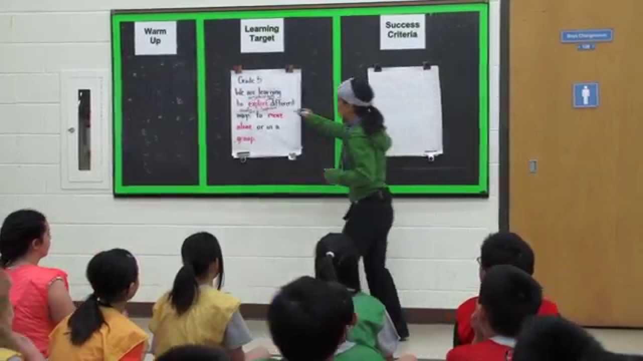 Making an instructional dance video