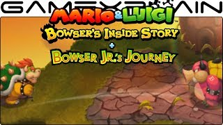 Browser Jr S Journey All Cutscenes Game Movie