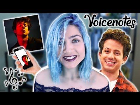 Charlie Puth publica sus notas de voz y compone un disco con ellas: Voicenotes | TER