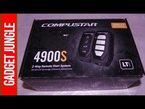 Compustar CS4900-S - Best Remote Car Starter Review