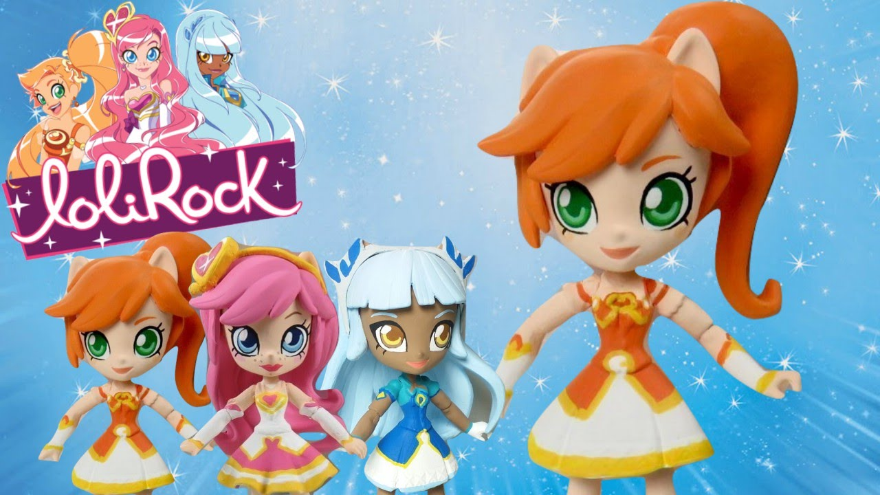 How To Make Auriana LoliRock With MLP Mini Doll Tutorial