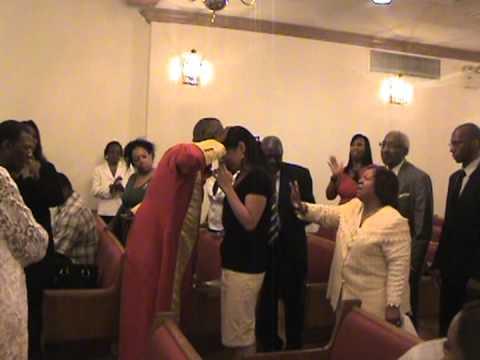 "Bishop Douglas Jackson- ending of message ""You Ain"