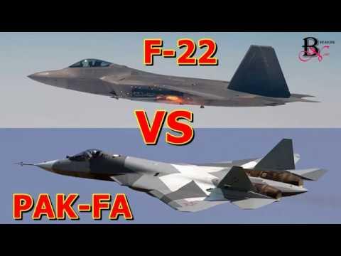 F22 đối đầu Su57:  Kẻ nào sẽ là người chiến thắng?