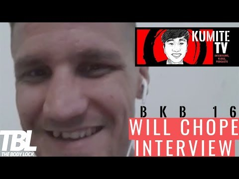 Will Chope Talks BKB 16, Lethwei In Japan, Adjusting To The Ruleset & More