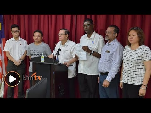 AJK DAP Pulau Pinang ditangkap, bebas lepas 2 jam